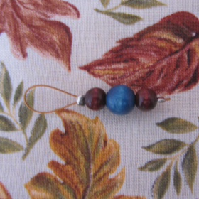 Wooden stitch markers MAM