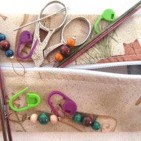 Knitting bags t-1 Gats