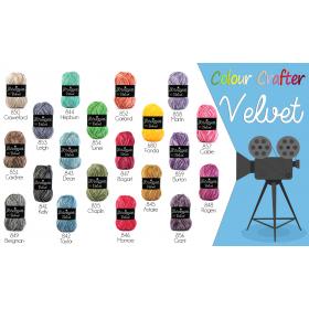 Colour Crafter VELVET 846 Monroe