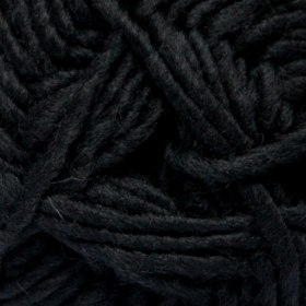 Natur Uld 1990 (zwart)