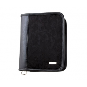 KnitPro Deluxe Black Ring Binder Case