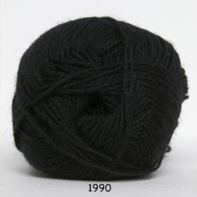 Sock-4 1990 (zwart)