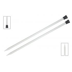 3mm - 40cm - Breinaalden met knop