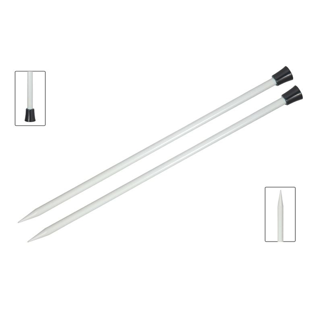 3mm - 40cm - Single pointed needles