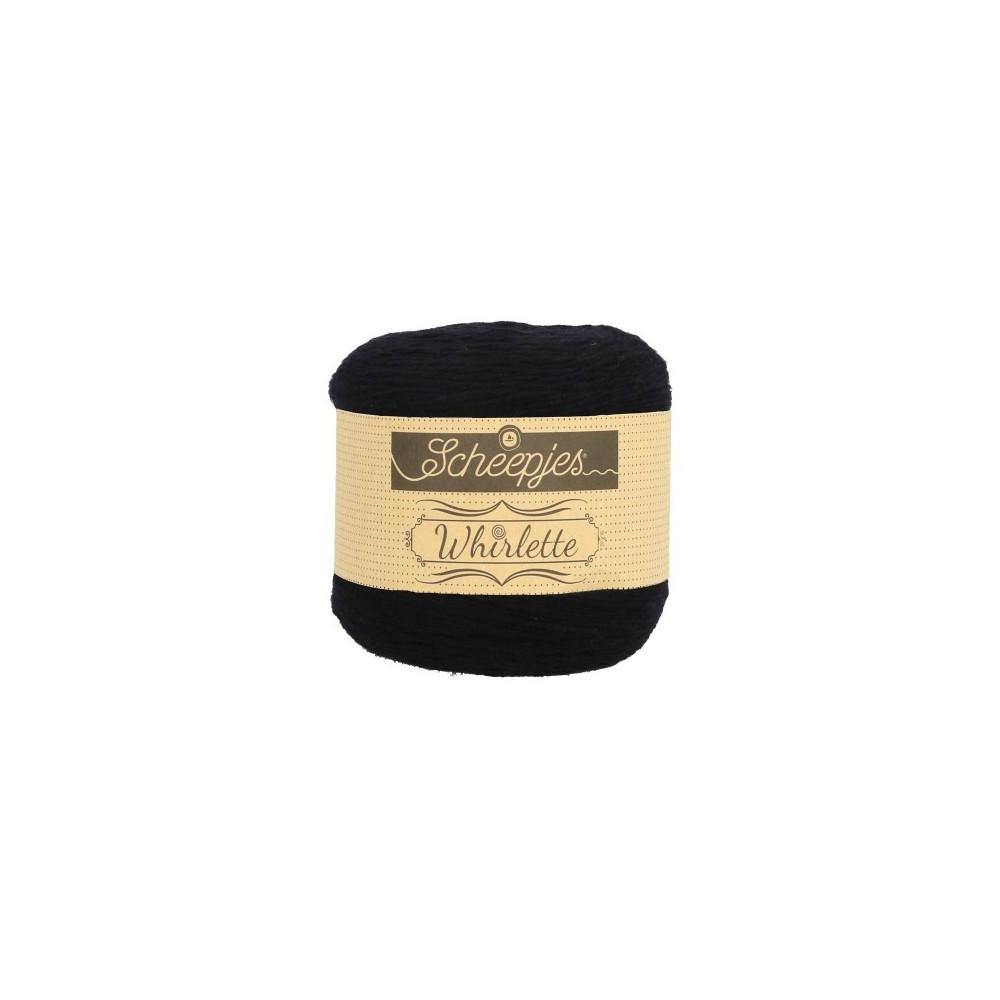 Whirlette 851 Liquorice (black)