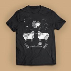 T-shirt maat XL -...