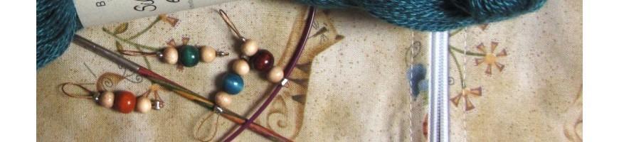Stitch markers