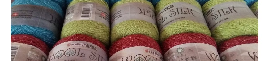 Organic yarns (ecologic)